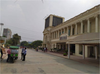 Shipra Suncity & Parking Area Facing