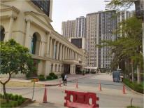 NH 24 & Mall Main Entrance Facing