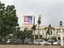 NH 24 and Shipra Sun City & Parking Area Facing
