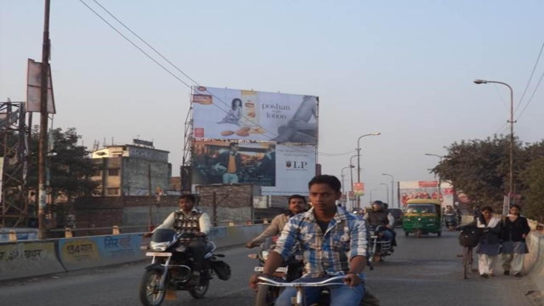 Dharamshala Flyover, Gorakhpur