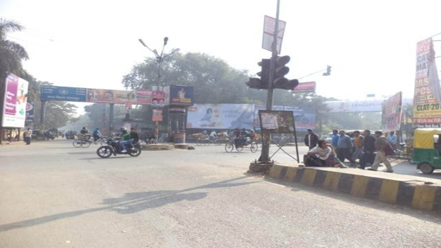University Crossing, Gorakhpur