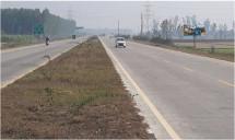 NH-73 MAIN HIGH WAY ROAD VILL-TIGRI KALANOUR FACING