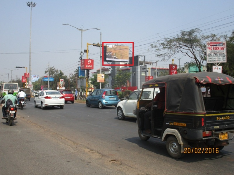Kalpna Sqr, Bhubaneswar