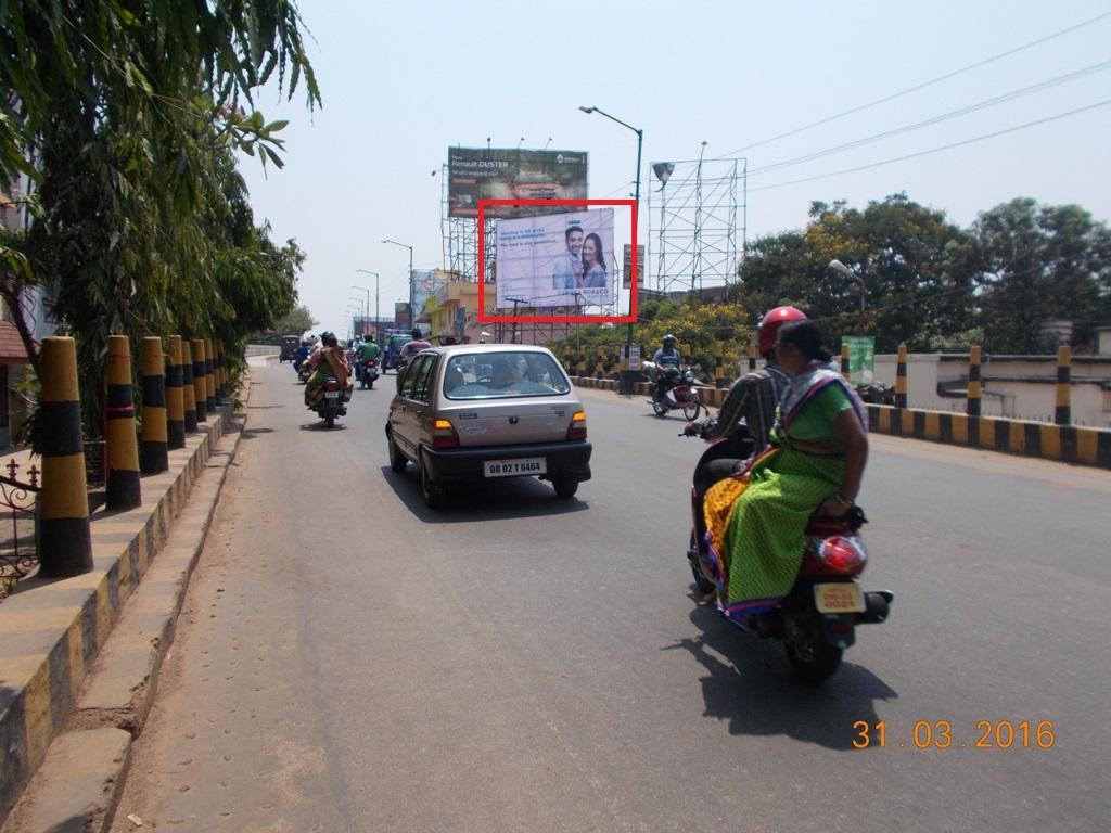 Sishubhawan Flyover, Bhubaneswar