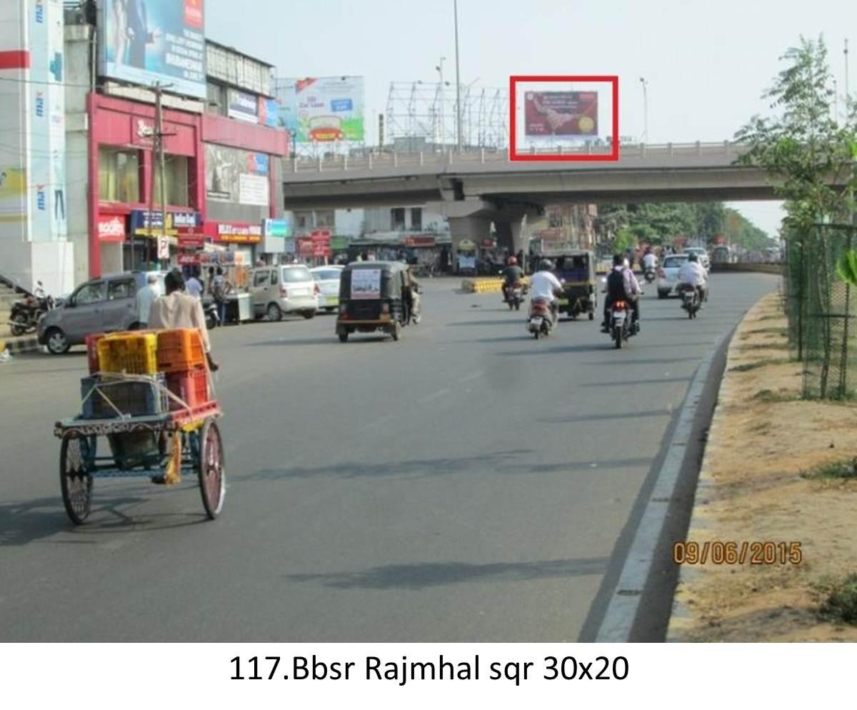 Rajmhal fly over,Bhubaneswar,Odisha