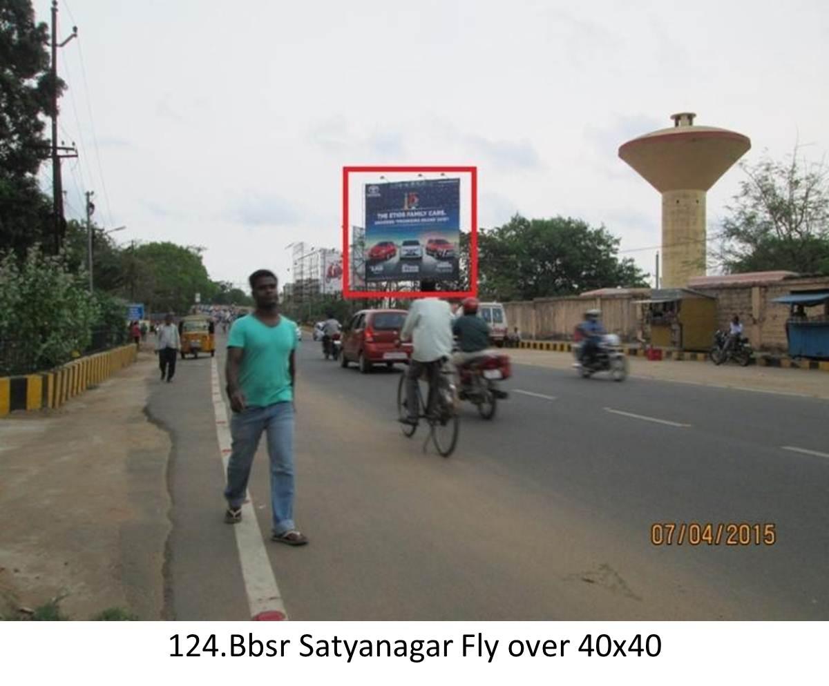 Bbsr Satyanagar Fly over,Bhubaneswar,Odisha
