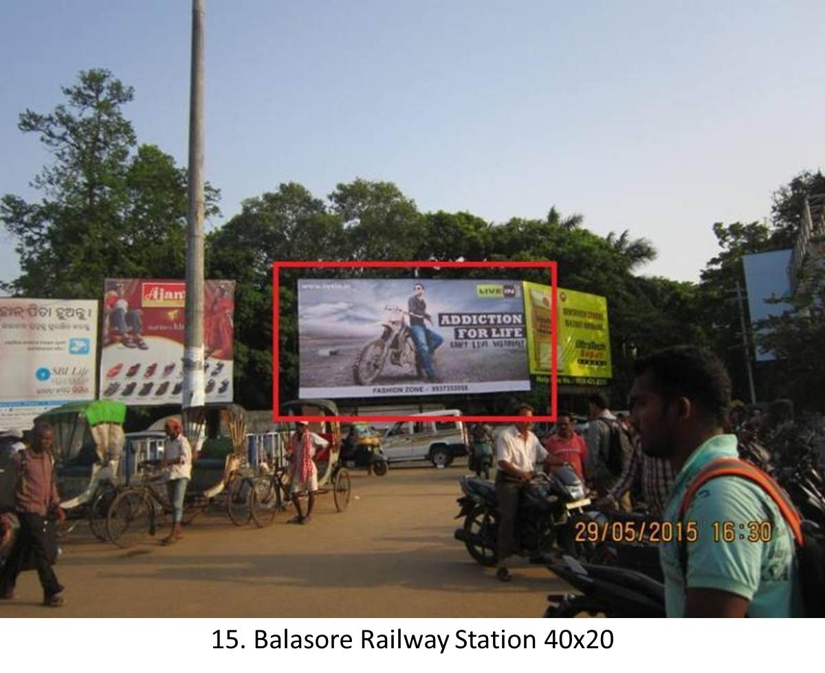 Fly over, District Balasore,Odisha