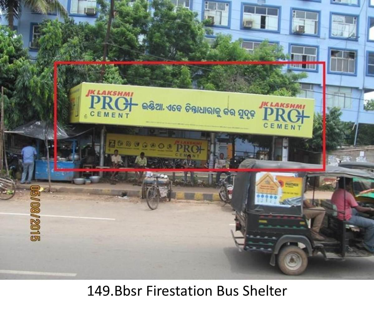 Koraput Bus stand,Bhubaneswar,Odisha