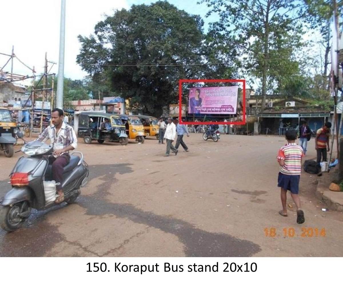 Koraput main stand,Bhubaneswar,Odisha