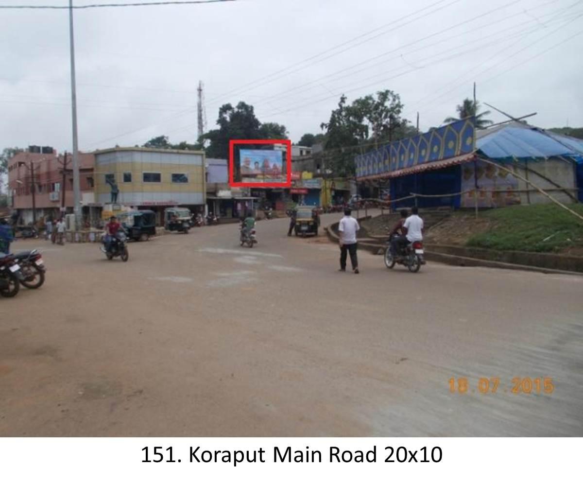 Koraput Laxmipur Main road,Bhubaneswar,Odisha