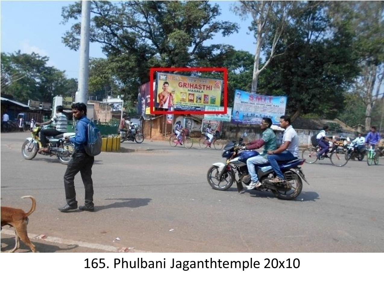 Phulbani Baliguda Main road,Kandhamal,Odisha