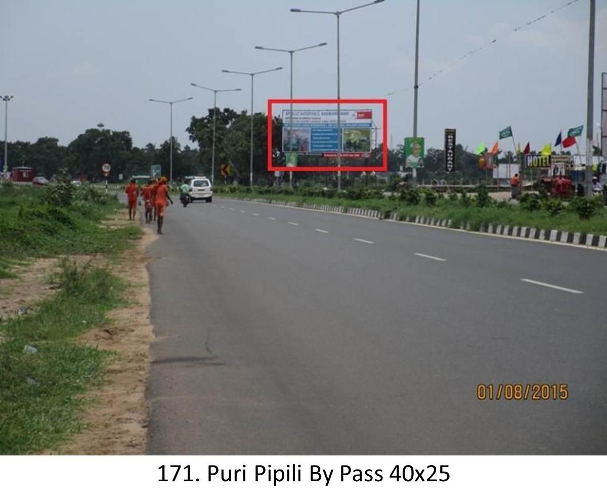 Puri Pipili By Pass,Odisha