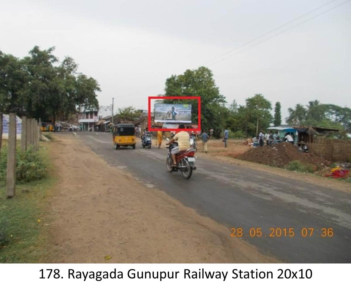 Rayagada Muniguda Main road,Odisha
