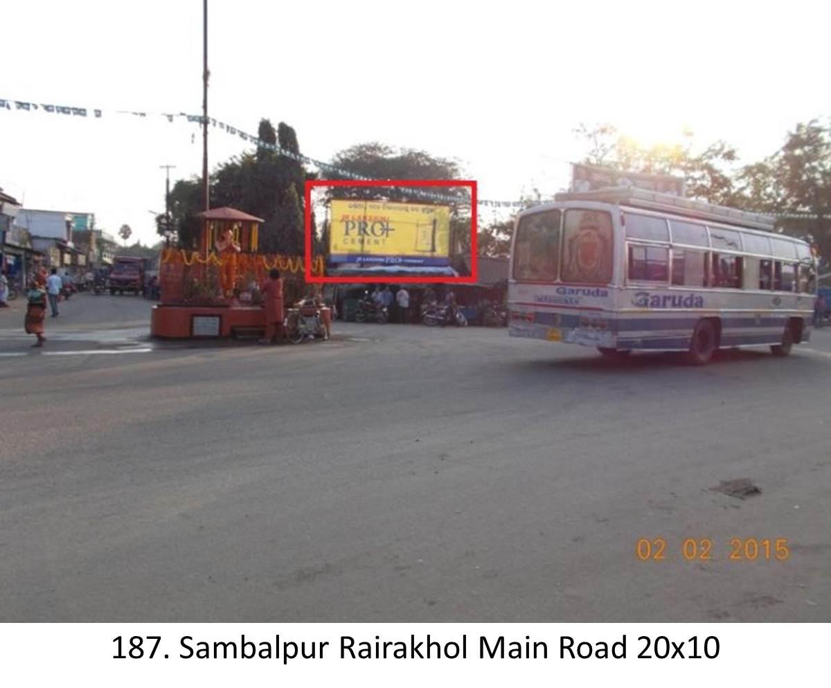 Sambalpur Rairakhol Main Road,Odisha