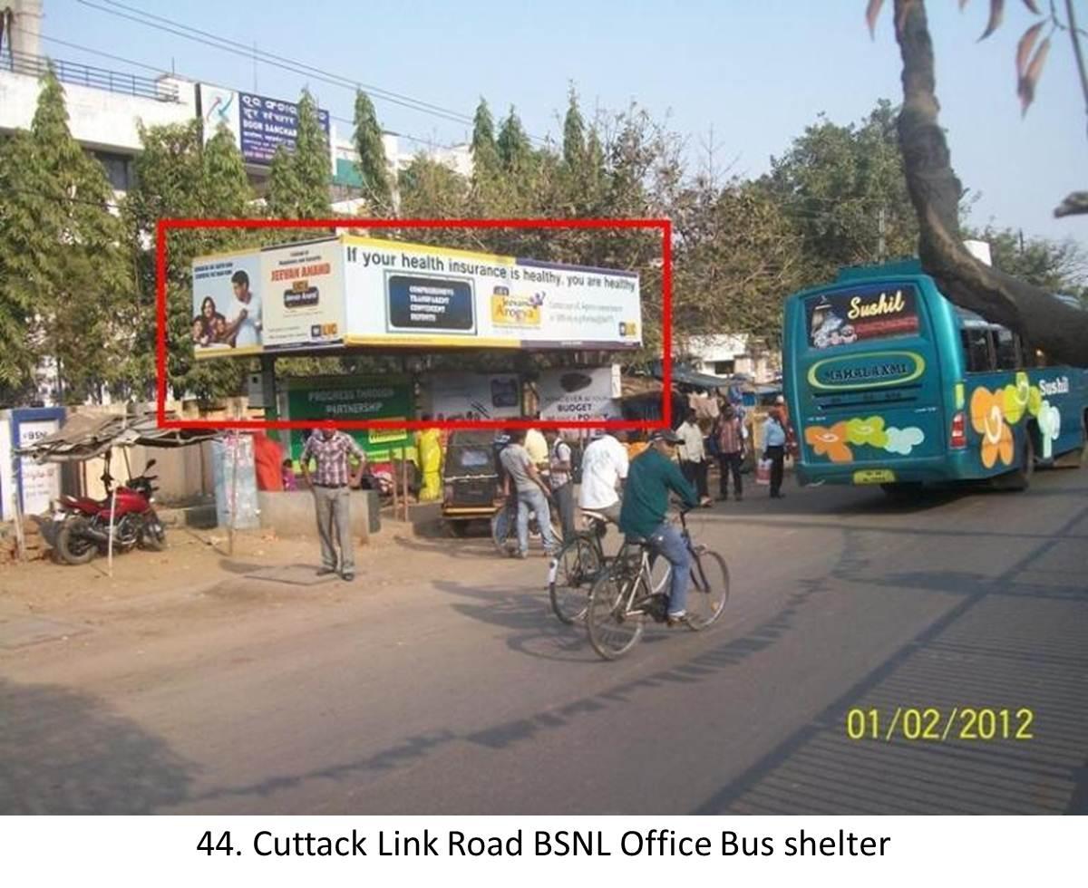 Salepur Bus Stand,District Cuttack,Odisha