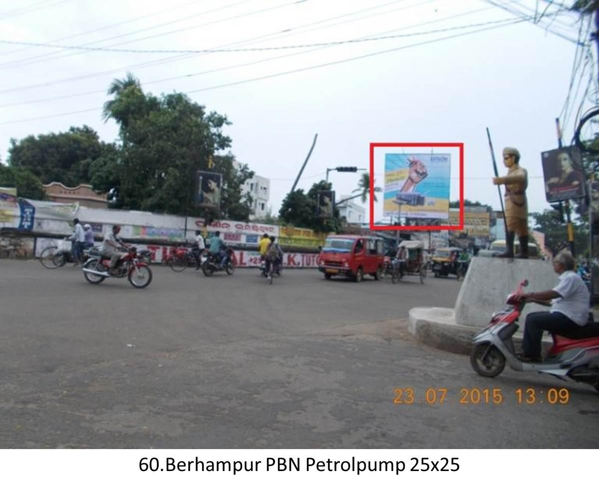 Berhampur Bhanjanagar Main Road District Ganjam,Odisha