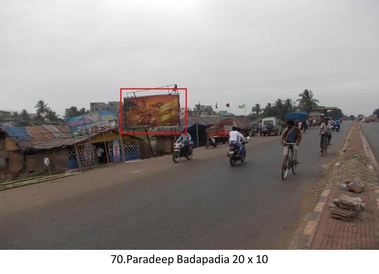 Jajpur Chandikhol Main road,Odisha