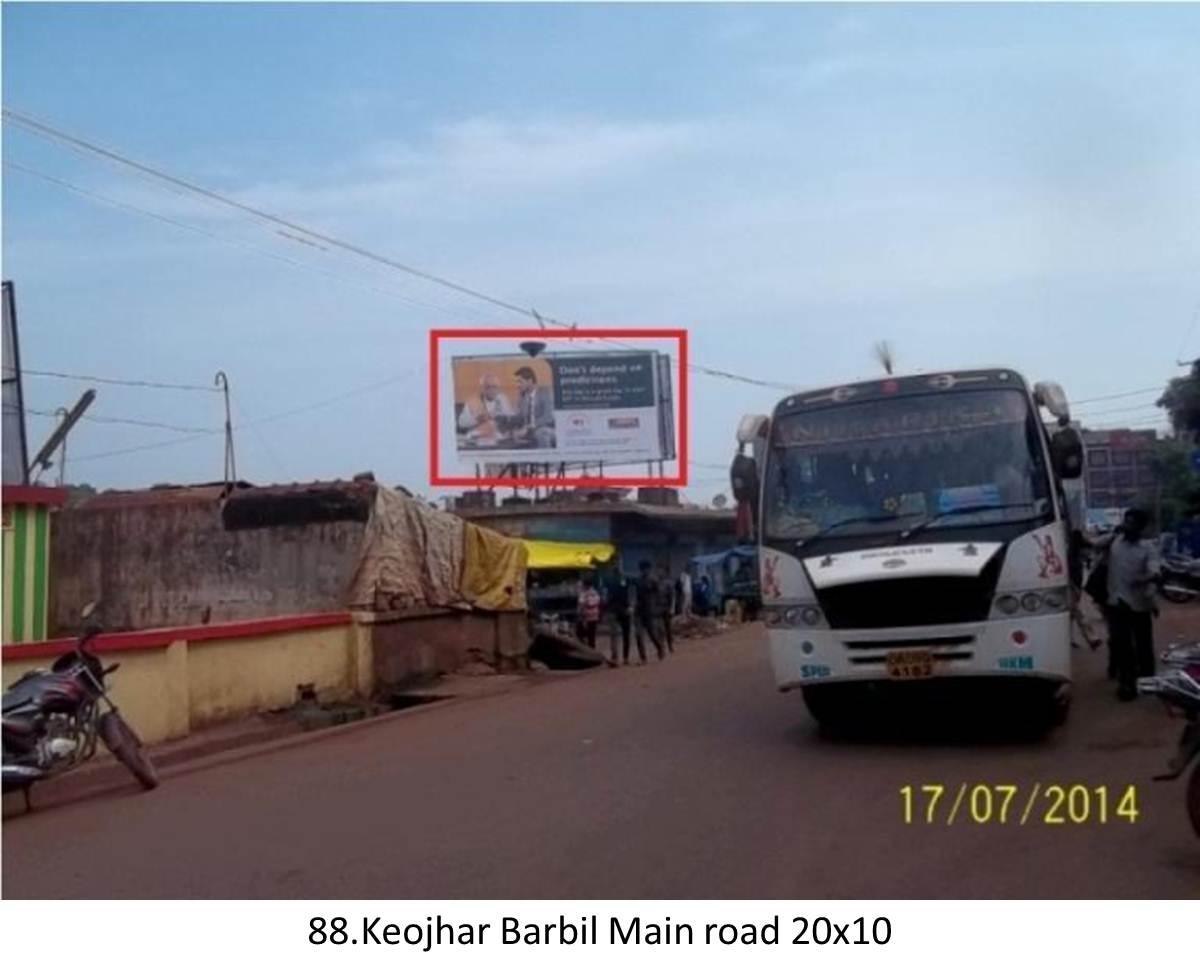 Keonjhar Joda Main Road,Odisha