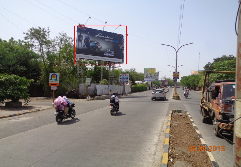 Bajaj Nagar FTF Shankar Nagar Sq, Nagpur