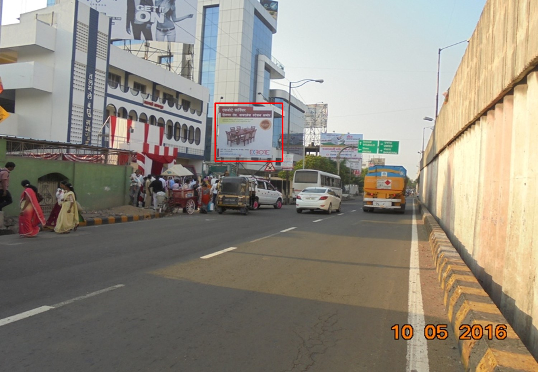 Airport Road Chatrapati Sq Flyover, Nagpur