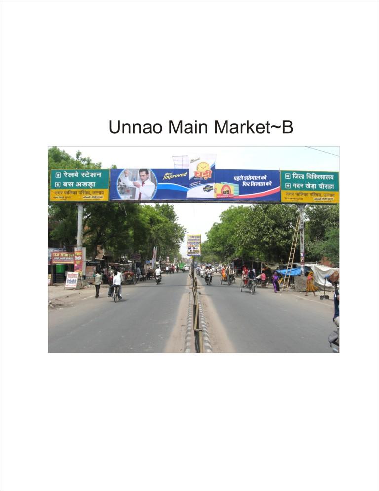 Main Market, Unnao