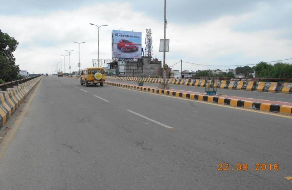 Purania Flyover, Lucknow