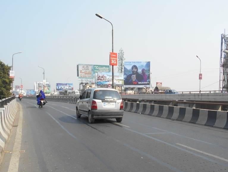 Gomtinagar flyover, Lucknow