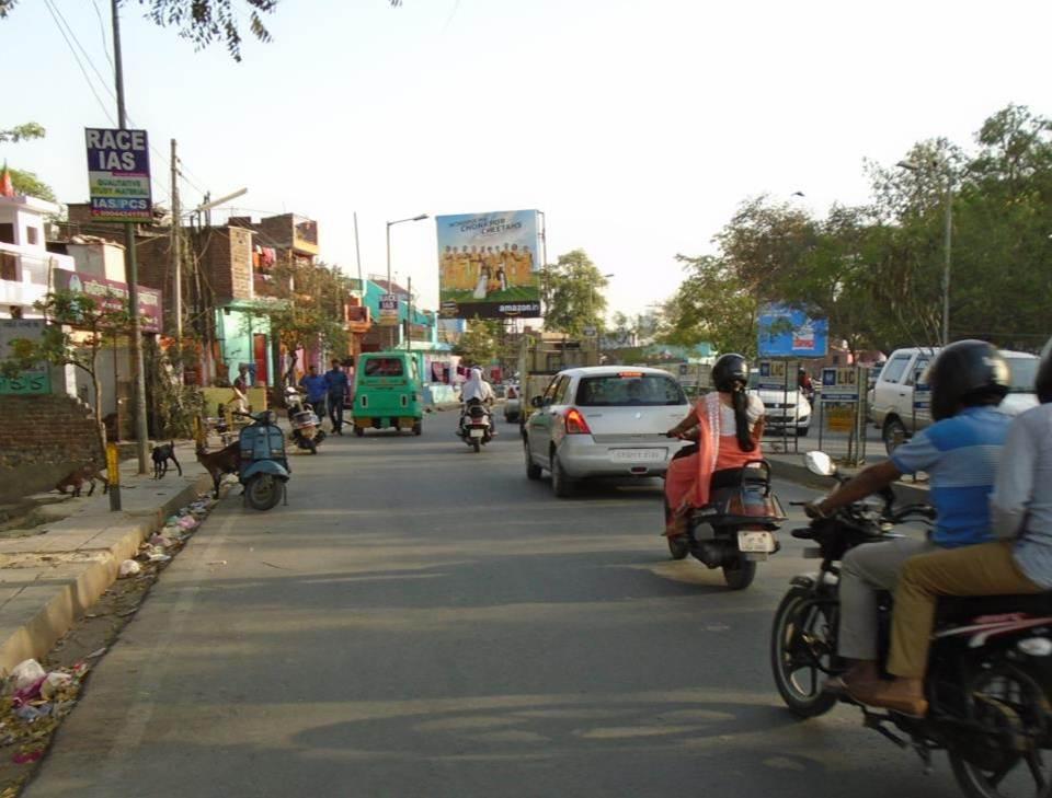 Hanuman setu, Lucknow