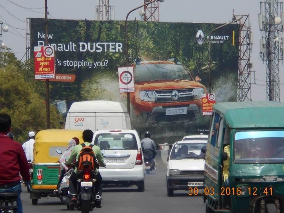 Raidas Flyover, Lucknow