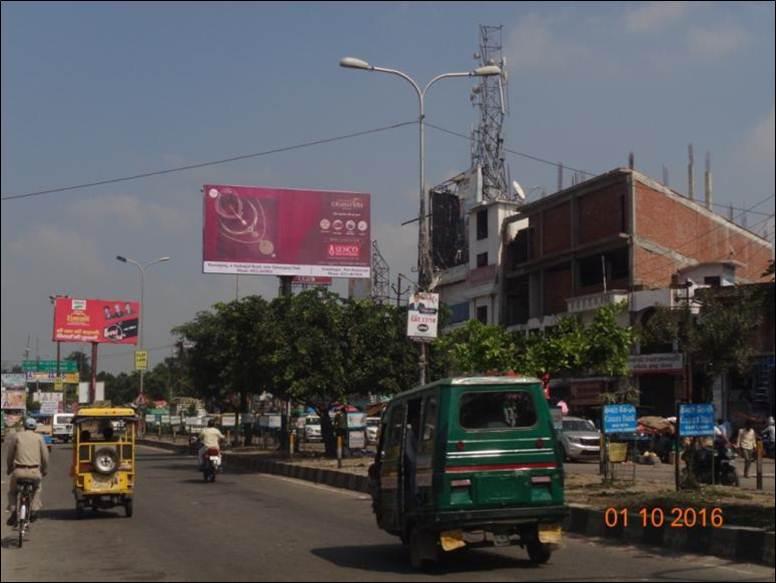 Munshipulia, Lucknow