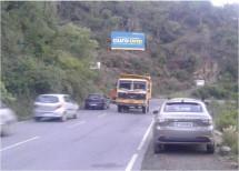 Kandhaghat Road--Entry,Shimla Highway,Big Size
