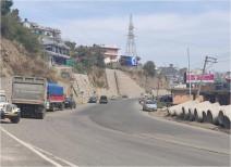 Solan Entry--Shimla Highway