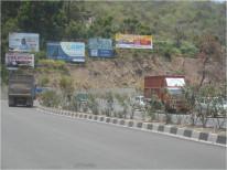 Parwanno Toll Plaza ,Trimble Train, Himachal Start,himla Highway