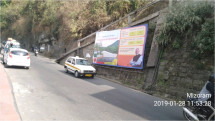 Chanmari Chaltlang Road