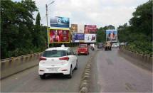 Valsad Dharampur Road Flyover Bridge Lower - 1