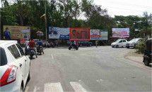 DSP Office Junction Facing Tithal Road RHS