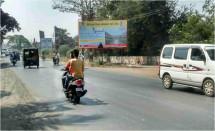 Near Dharampur Road Flyover Facing Kalyanbaug RHS