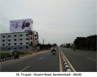Airport Road, Karakambadi